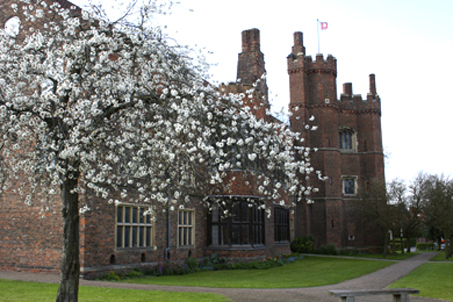 In Gainsborough — the oldest and most complete Tudor home