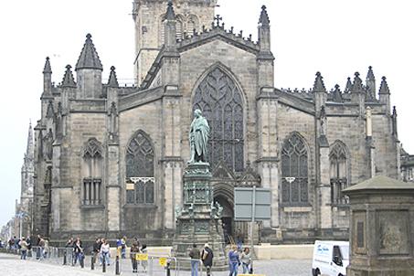 St. Gile's Cathedral - Edinburgh
