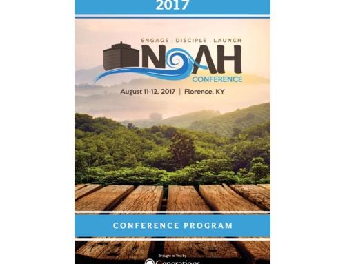 2017 Noah Conference Program