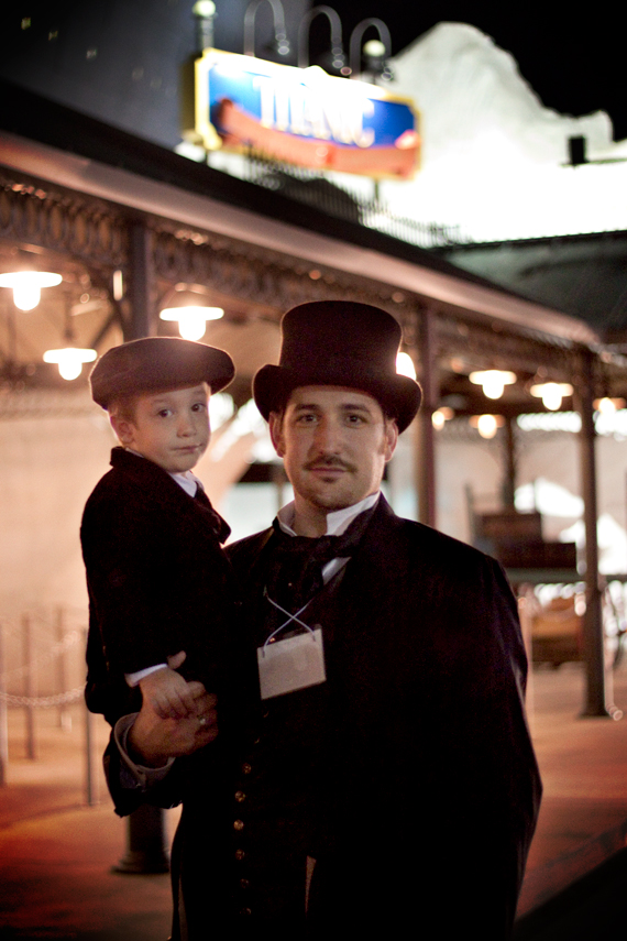 Calvin and Me After the Titanic Tour