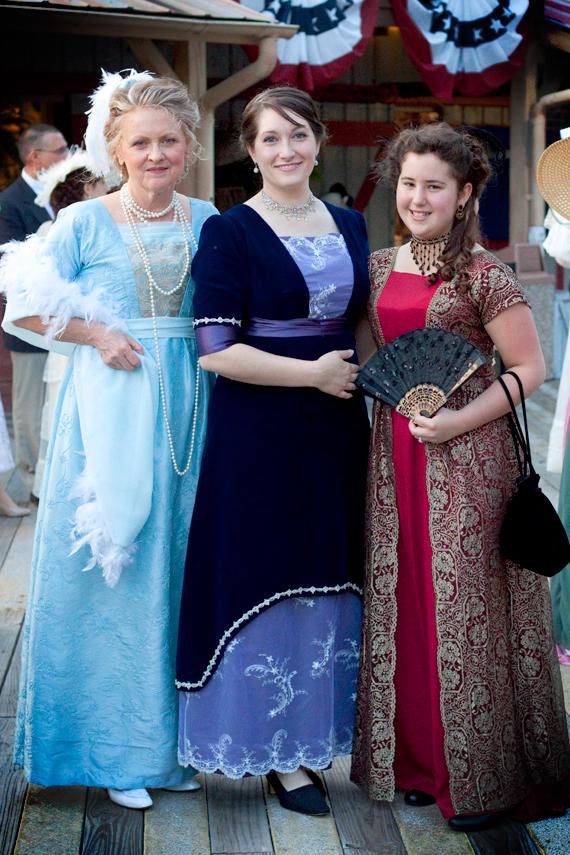 The Turley Ladies Three