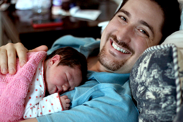 Papa and His Girl