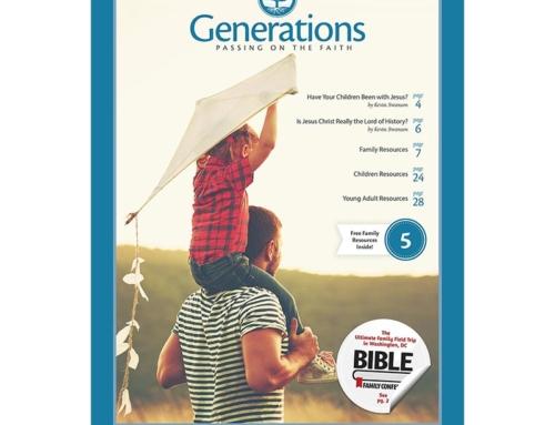 Generations Fall 2017 Catalog Cover