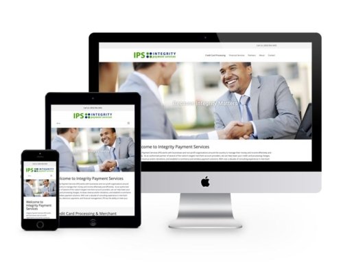 Integrity Payment Services Web Site