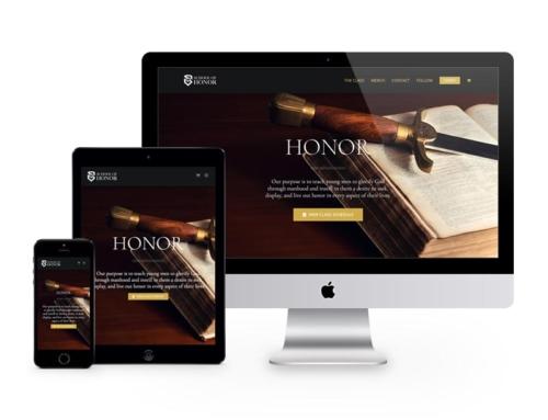 School of Honor Web Site