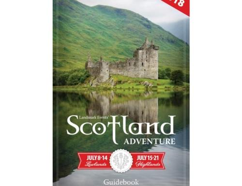 Scotland 2018 Guidebook